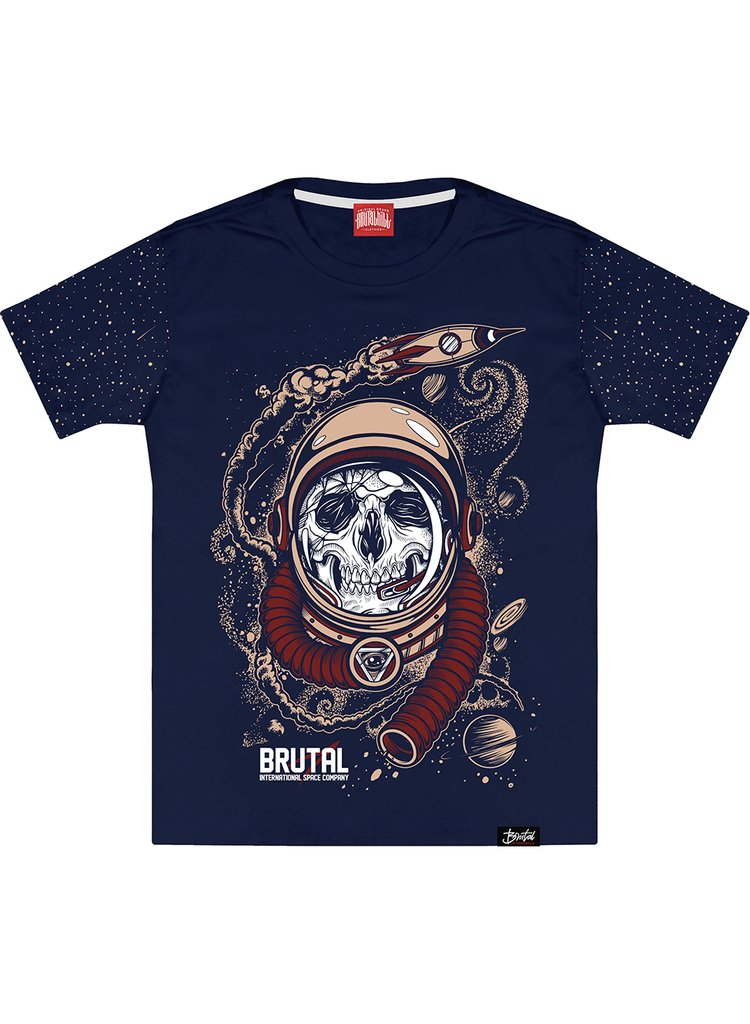 Camiseta - Space Scott