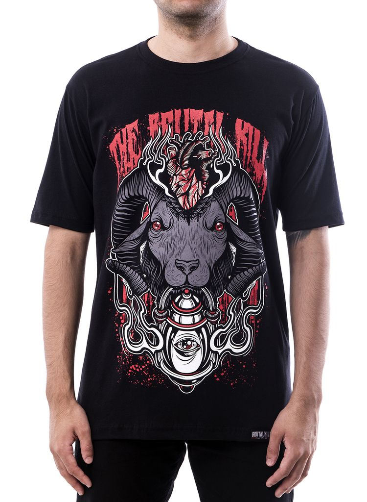 Camiseta - Evil Heart na internet