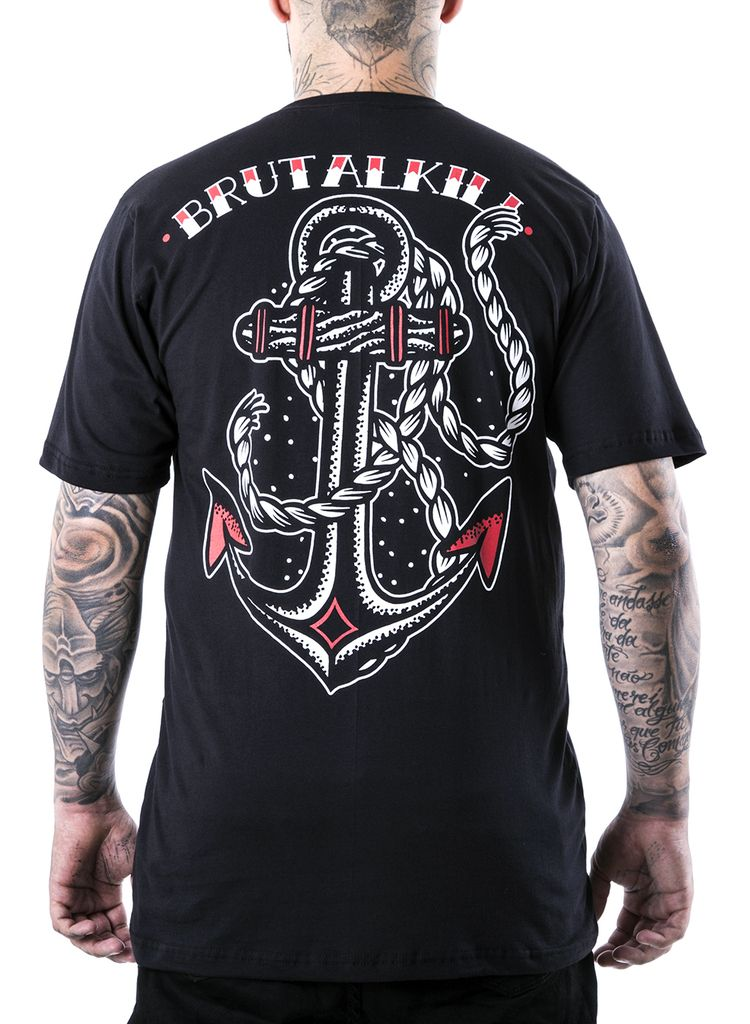 CAMISETA -REFUSE TO SINK - Brutal Kill