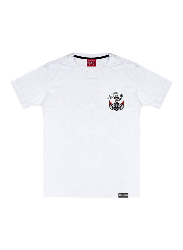 CAMISETA BIG - WHITE CARAVEL