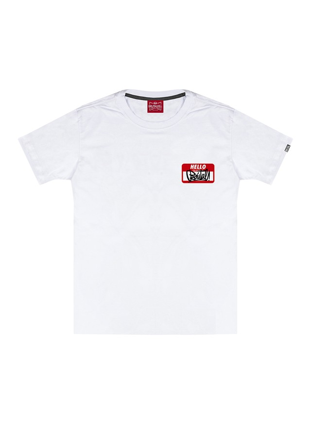 Camiseta Basic - Sticker