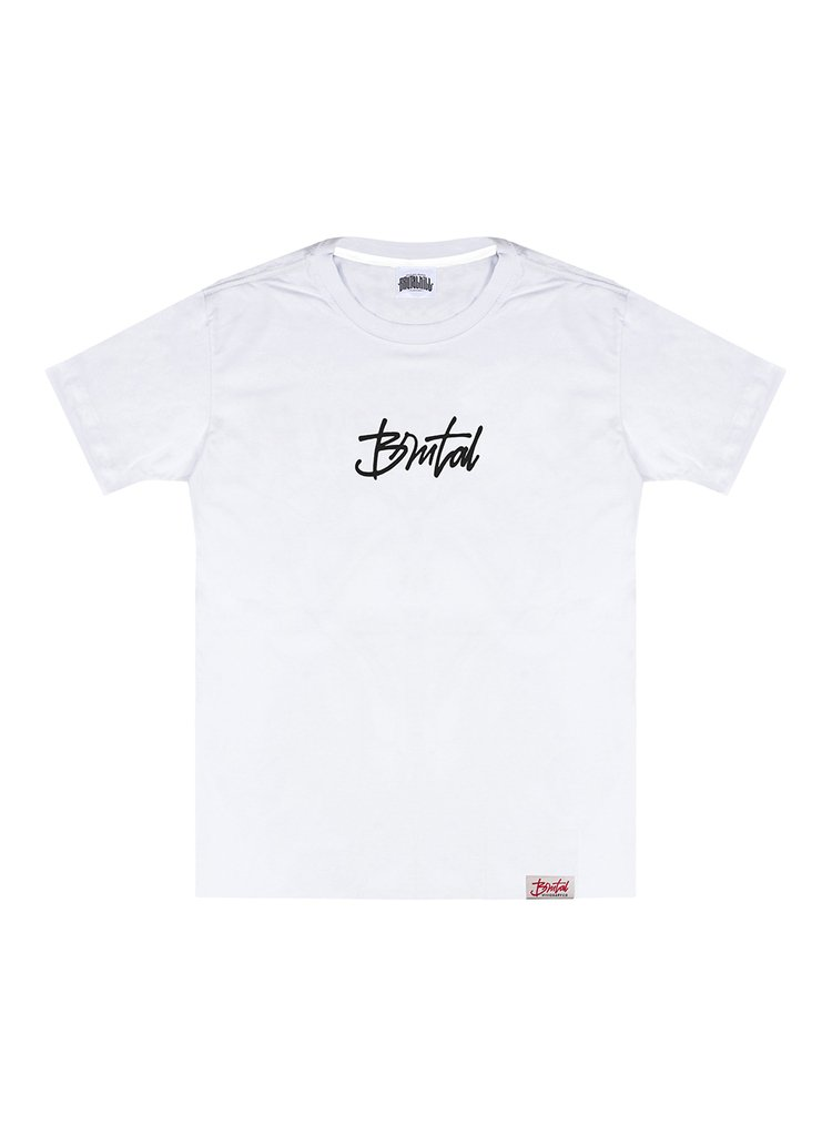 Camiseta BASIC - Type White