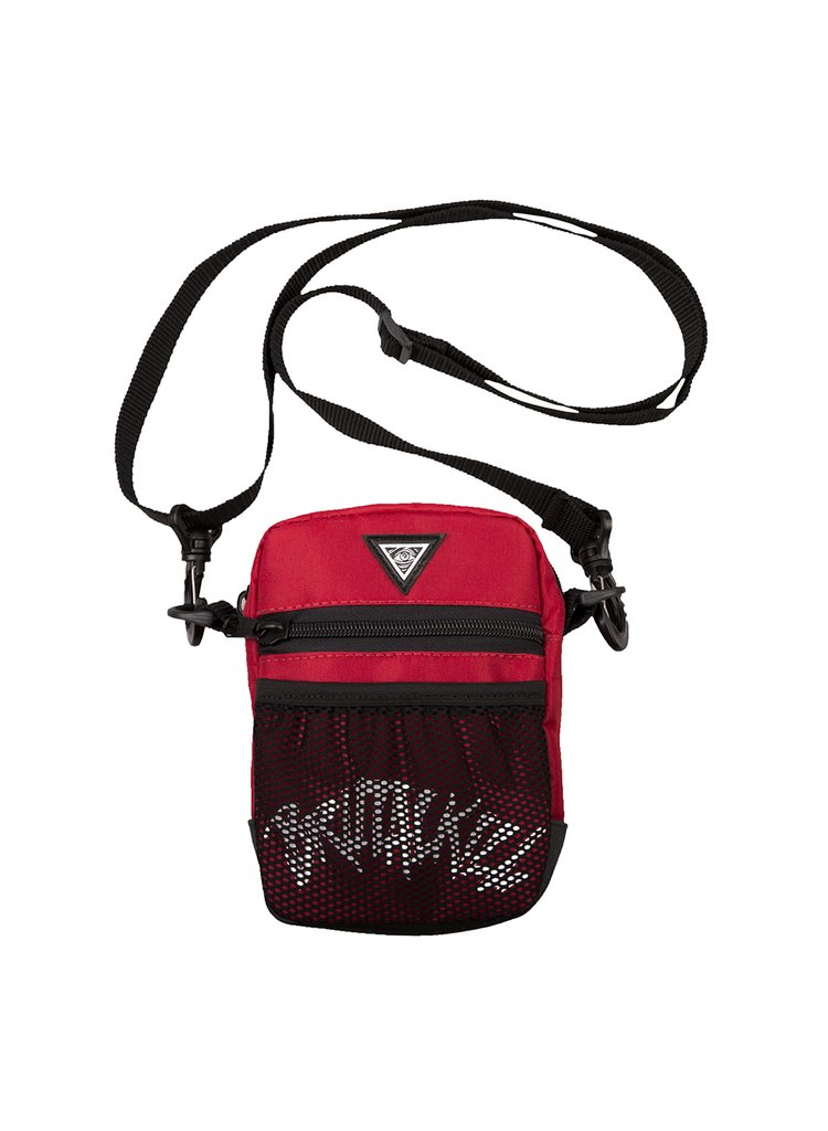 Shoulder Bag - Tag Red