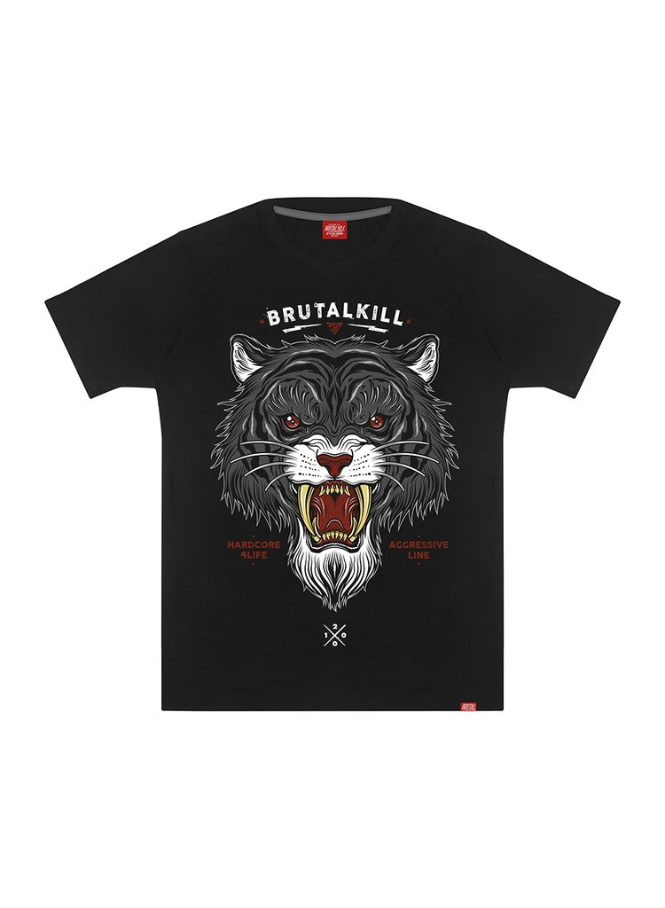 Camiseta - Phanter Tigris
