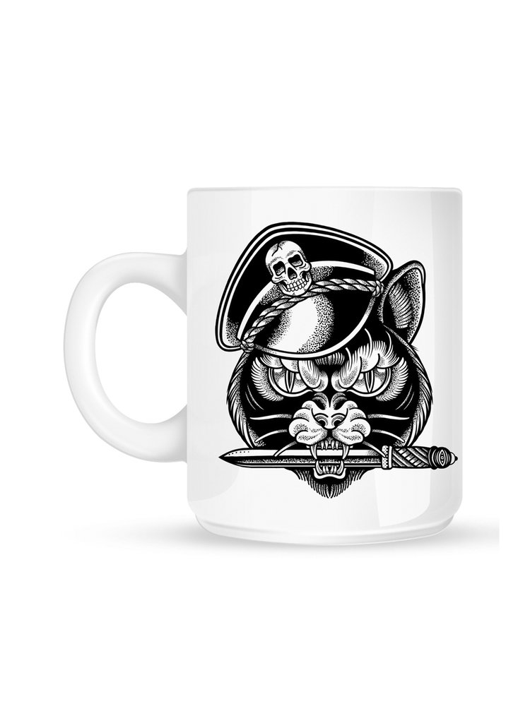 Caneca - Sailor Cat