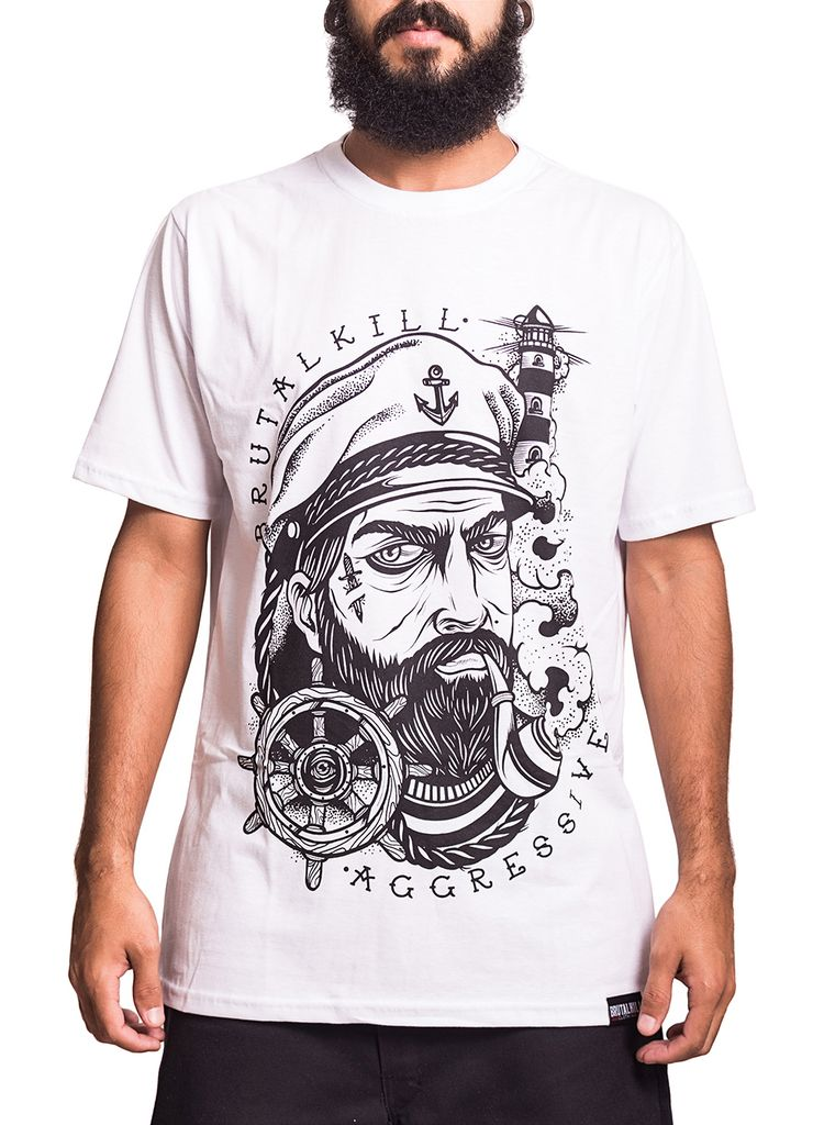 Camiseta -  Tough Pirate na internet
