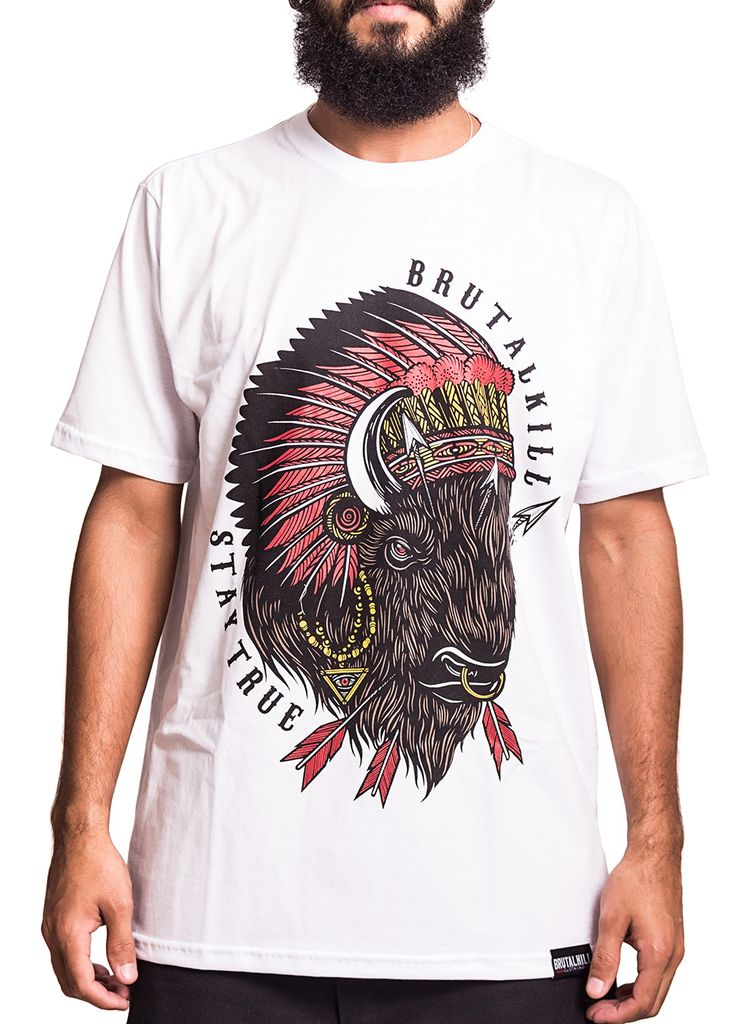 Camiseta - Wild Bill na internet