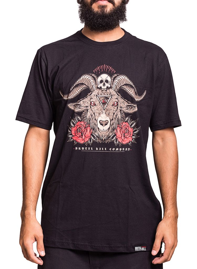 Camiseta - Dark Goat na internet