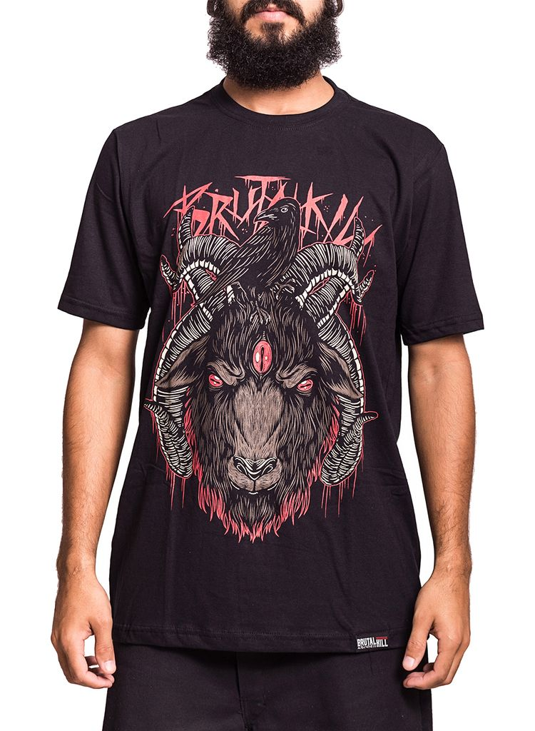 Camiseta - Subliminal - Brutal Kill