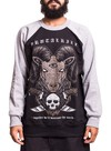 Moletom Careca Raglan - New Goat na internet