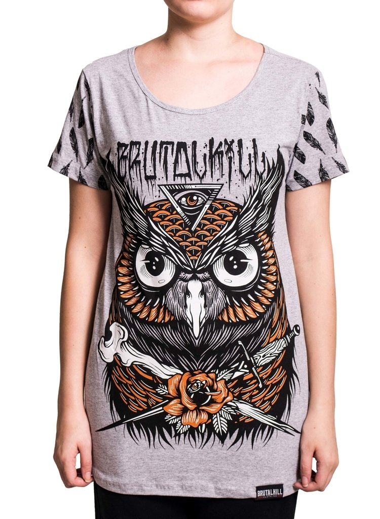 Camiseta Feminina - Metal Break na internet