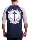 Raglan 3/4 - Anchor - Brutal Kill