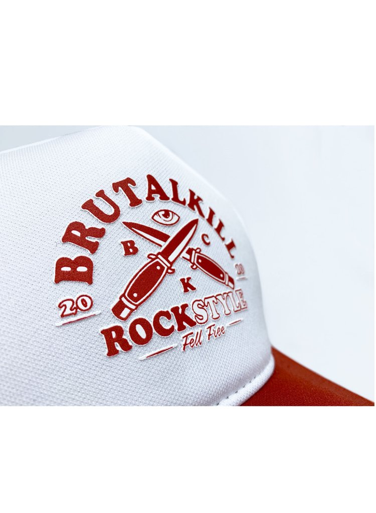 Imagem do Snapback Trucker Aba Curva  - Knife