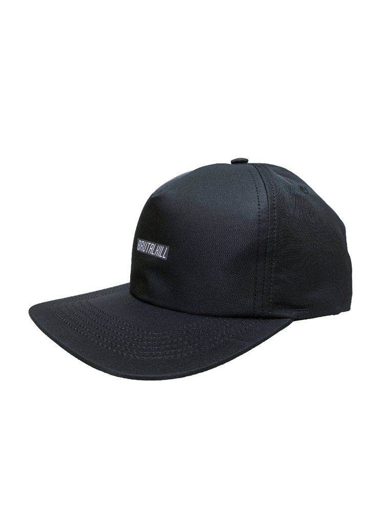 Snapback Trucker  - Black Light