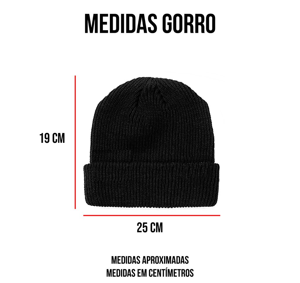 Imagem do Gorro - Kill One Red