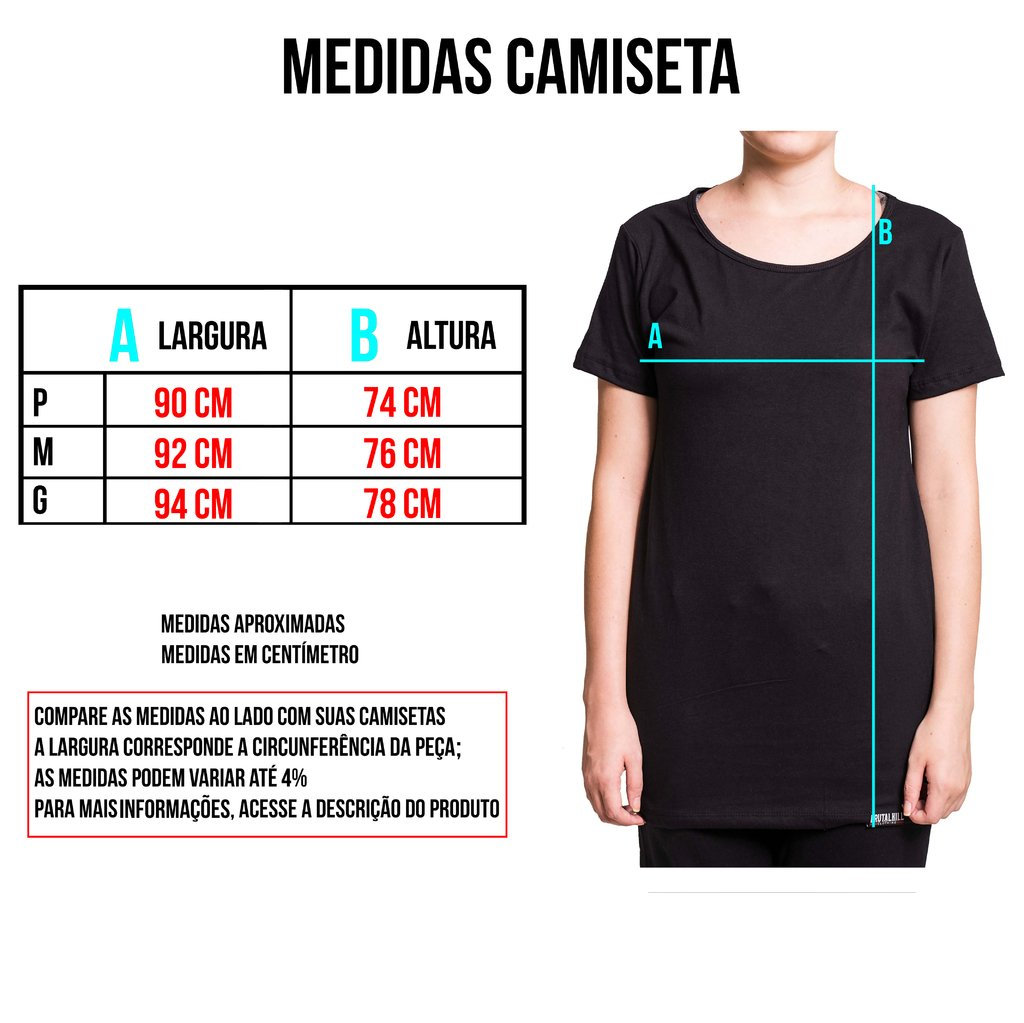 Camiseta Basic Feminina - Saint na internet