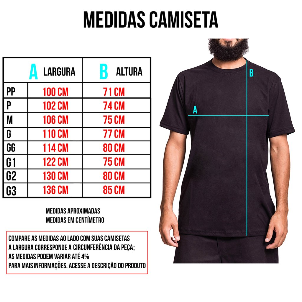 Camiseta Basic - Trade co. - loja online
