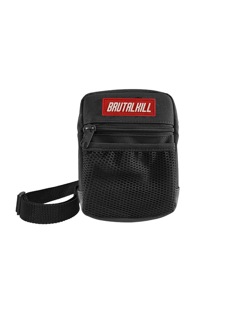 Shoulder Bag - Rubber Black