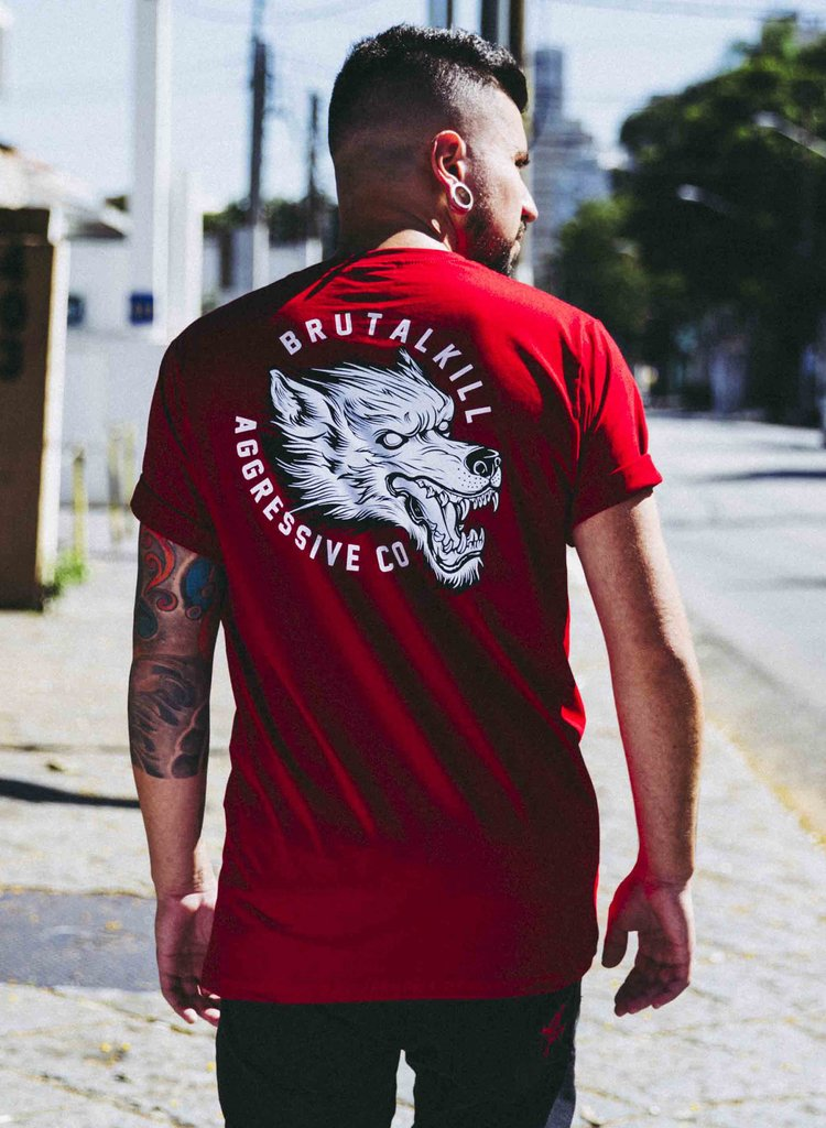 Camiseta Basic - Wolf HC na internet