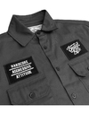 Camisa Work Shirt - The Brand Gray - Brutal Kill
