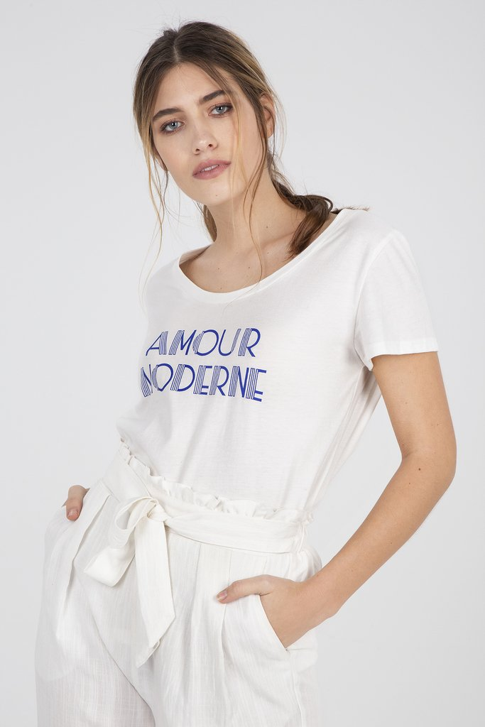 Remera Amour Moderne