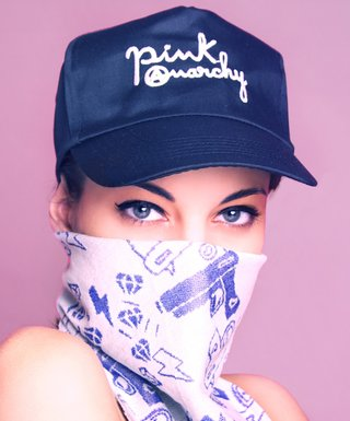 Gorra Pink Anarchy
