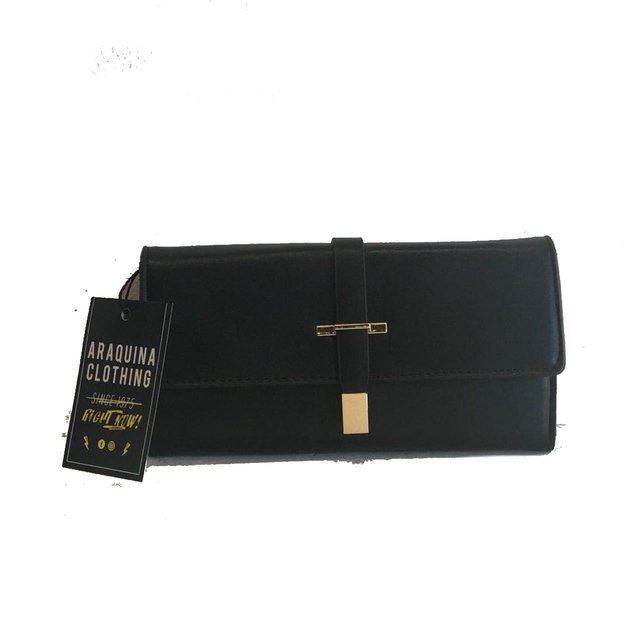 Billetera Oldie Black