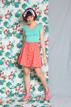 Falda Tropical