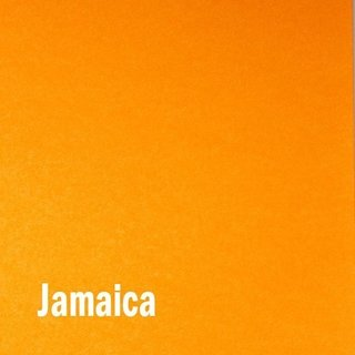Papel Color plus Jamaica - laranja claro Tam. A4 180g/m²