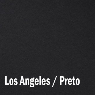 Papel Color plus Los Angeles - PRETO  tam. A4 180g/m²