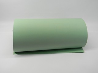 Papel Color Set  Verde claro Tam. A4 180g/m² 50 folhas