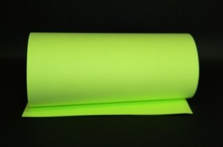 Papel Fluorescente Lumicor Verde Refrescante Tam.30,5x30,5 180g/m²