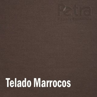 Papel Color plus Telado Marrocos tam. A4 180g/m²