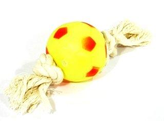 Boleadora con pelota de tenis y elastico 769a2ec24f170