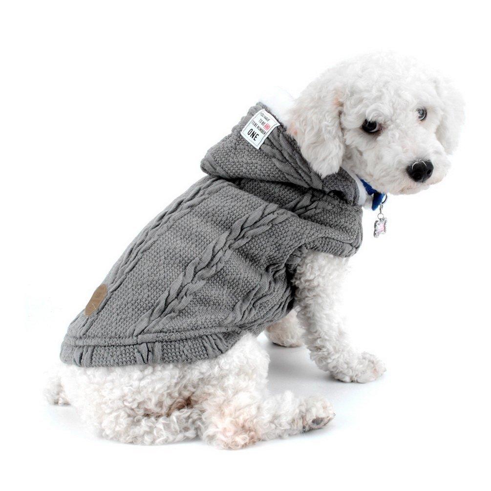 Swetter con capucha
