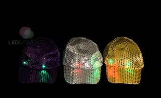 GORRA CAP LED en internet