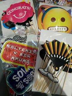 PROPS PHOTO BOOTH X20 - comprar online