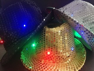 SOMBRERO BRAZ LED en internet