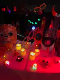 Combo Premium Halloween Party LED en internet