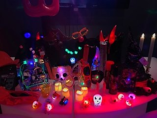 Combo Premium Halloween Party LED - comprar online
