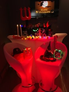 Combo Premium Halloween Party LED