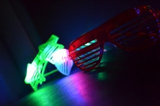 LENTE FLOGGER 3 LED en internet