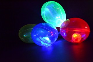 MARACAS LED - Led Cotillon