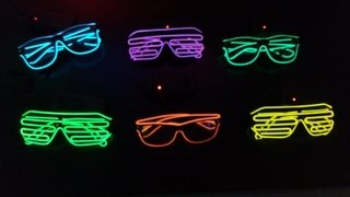 LENTE RISKY FULL NEON LED ¡New!