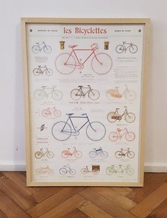 CUADRO BICYCLETTES