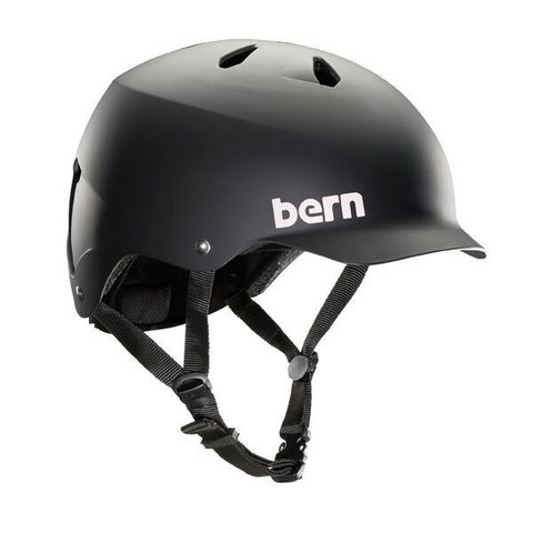 Casco Bern Watts para bici skate snow water etc