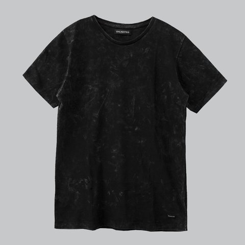 Remera Bad black