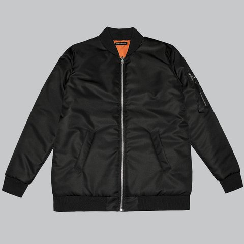 Bomber Jacket Breed
