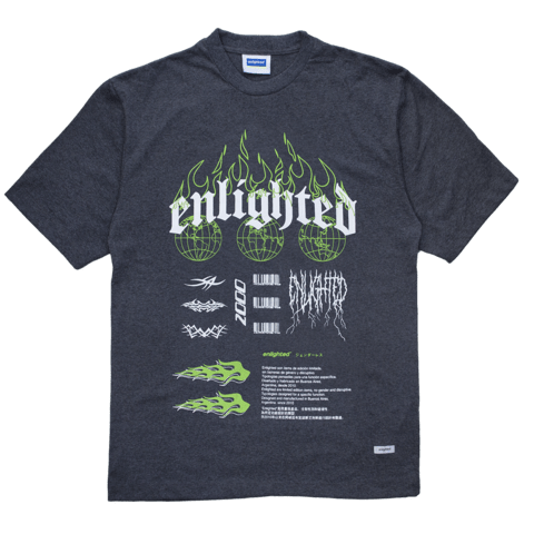 T-Shirt FIRESTARTED GR
