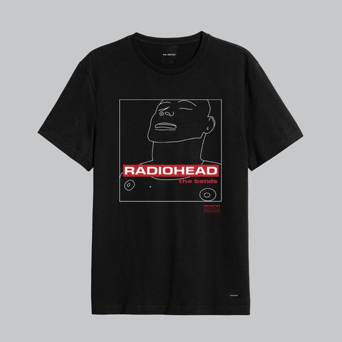 Remera The bends
